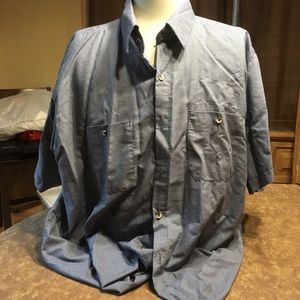 Other - Uniwear Work Uniform Short Sleeve Shirt (#316)